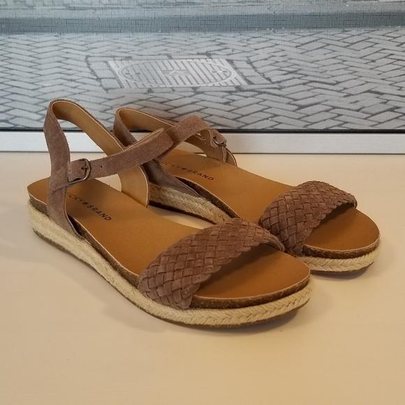 dee54ac98c9 Lucky Brand Shoes - Lucky Brand Garston Sandal